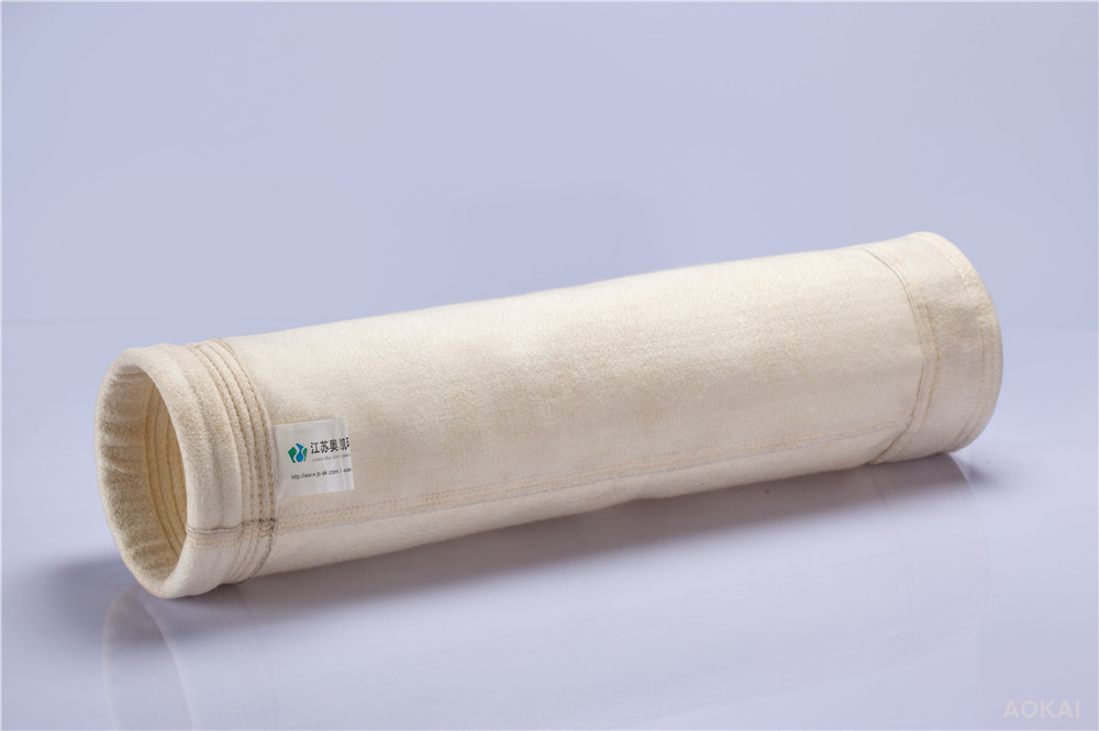 Homo-Polymer Acrylic Filter Bags For Cement Plant