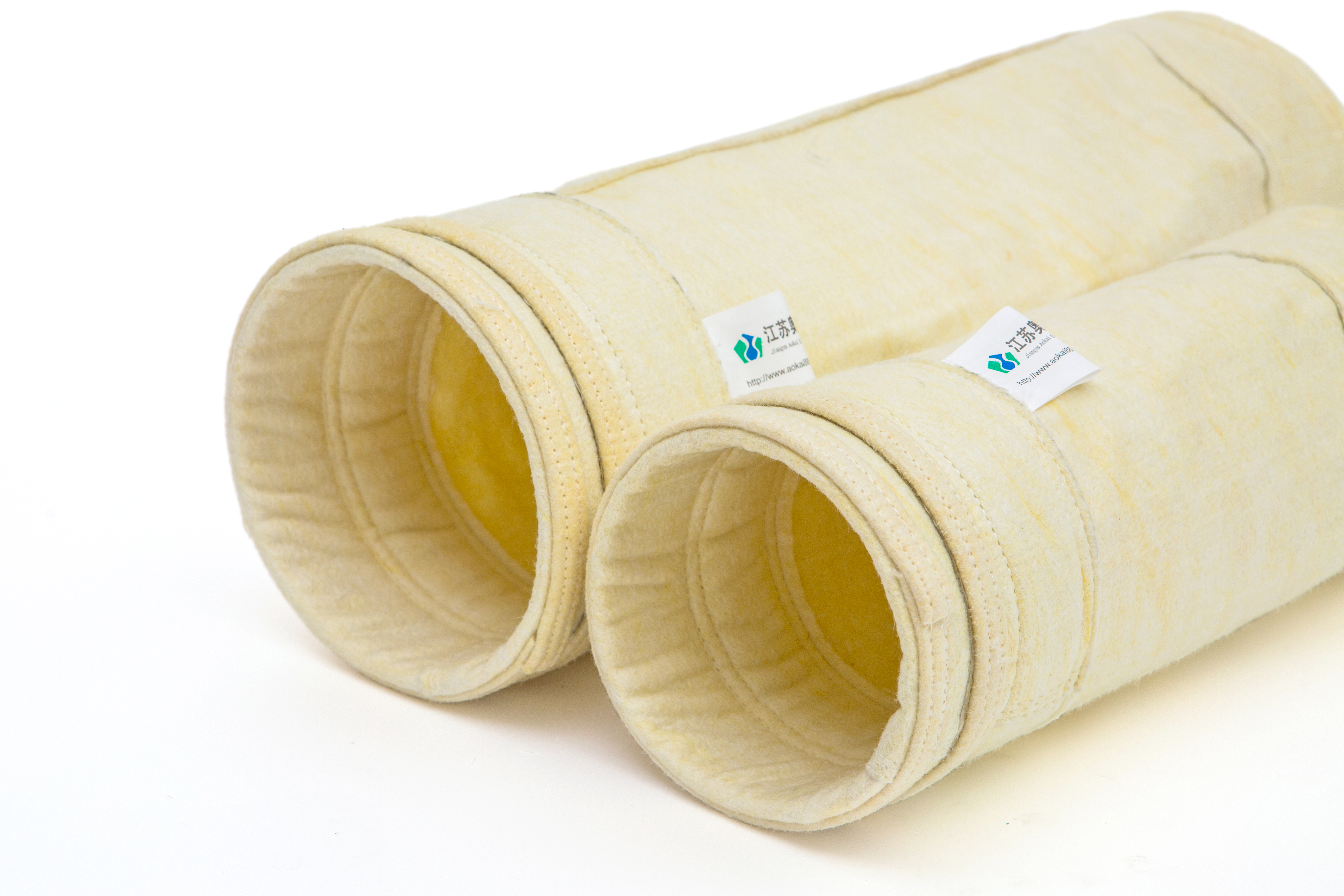 The feature of Fiberglass Dust Filter Bags